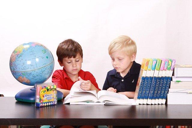 子供 読書